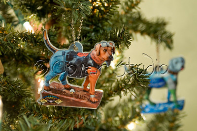 "Morley's Dog - Johnstown, PA ""Thunder in the Valley Dog"" and ""Johnstown Dog"" can be used as ornaments, keychains, or fridge magnets.  $15.00 + shipping.  Please contact us to purchase"