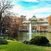 Palacio de Cristal. El Retiro, Madrid