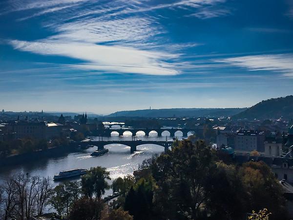 Prague Blue