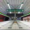 Petriny Metro station