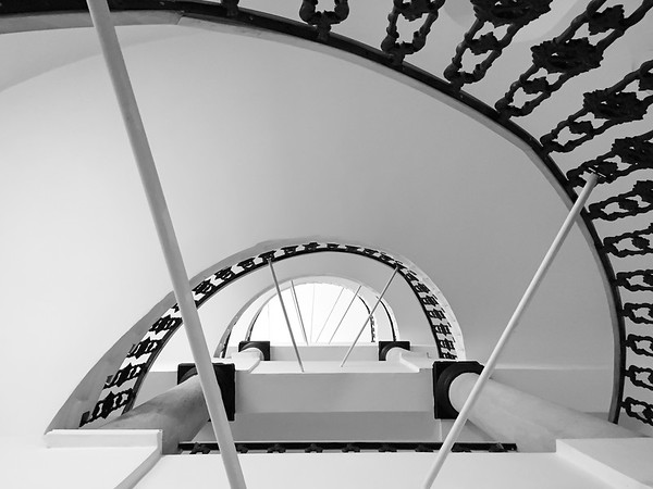 Chopin Stairs