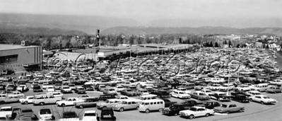 1950's Parking Lot
