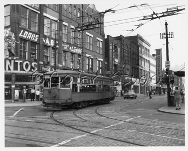 Trolley on Main Street