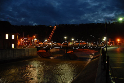 Incline Plane at Night - Johnstown, PA