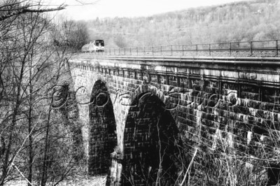 Viaduct Along Path of 1889 Flood