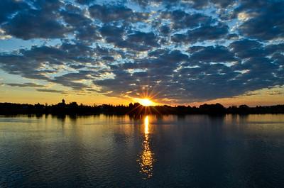 Snake River. Burley, ID