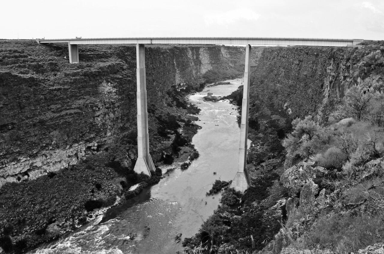 Hansen Bridge. Twin Falls, ID
