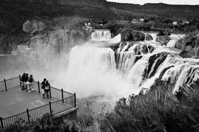 Shoshone Falls. Idaho