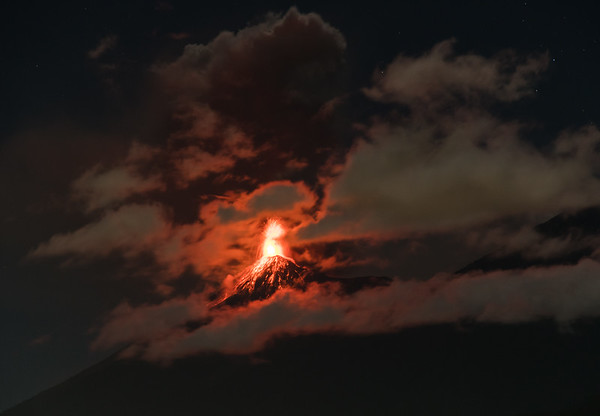 Volcan de Fuego