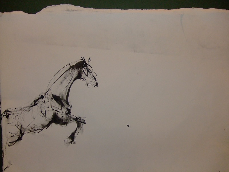 Ink Horse Jump