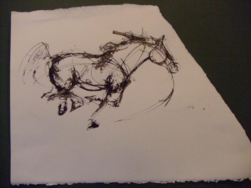 Running Horse- SOLD