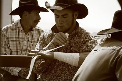 Helmville Rodeo original 152