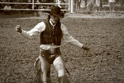 Helmville Rodeo original 120