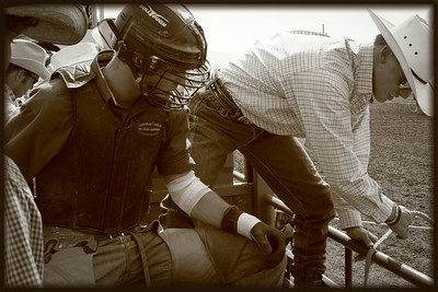 Helmsville Rodeo 93