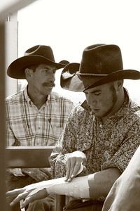 Helmville Rodeo original 157