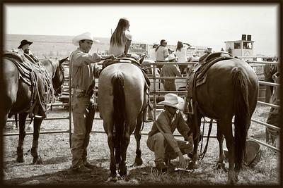 Helmsville Rodeo 1