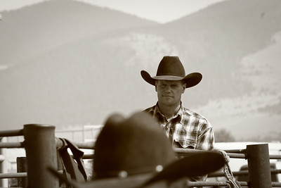 Helmville Rodeo original 73