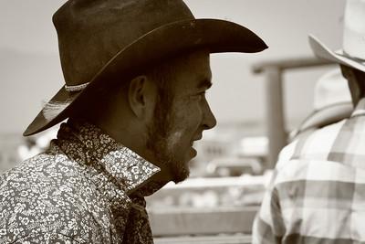 Helmville Rodeo original 132