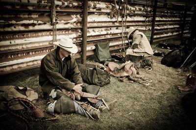 Helmville Rodeo Montana-111