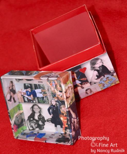 Juliana's treasure box
