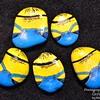 backs of Minions