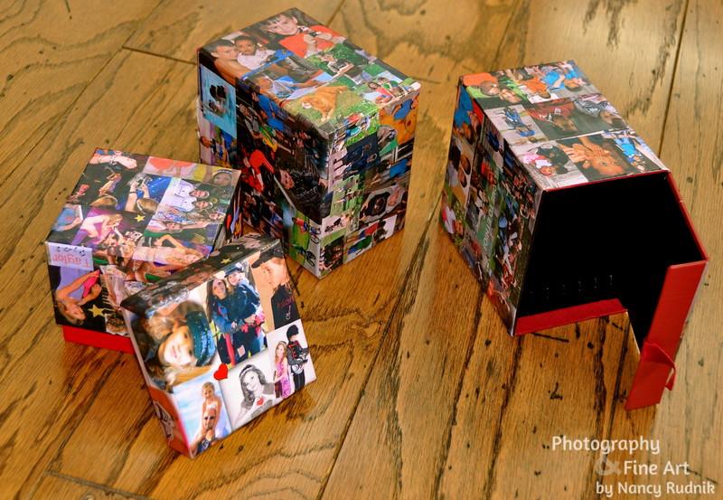 Photo Treasure Boxes