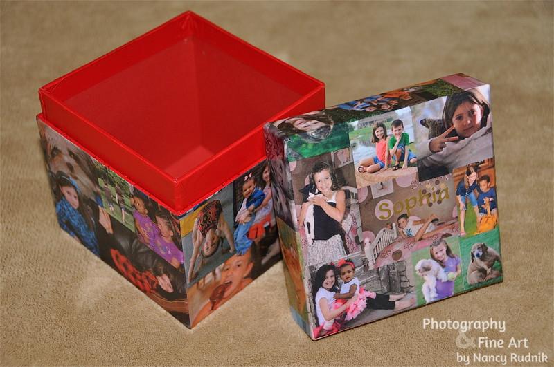 Sophia's treasure box