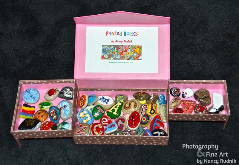 Rocks display box_6525