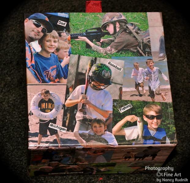 Jacob's treasure box