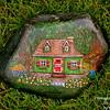 Garden Rock - our playhouse
