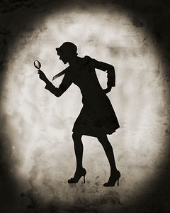 Girl Detective v.01