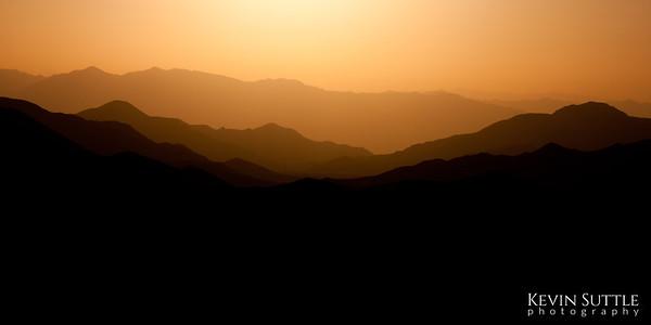 Sunrise - Death Valley, California
