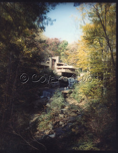 Fallingwater - Frank Lloyd Wright - Mill Run, PA