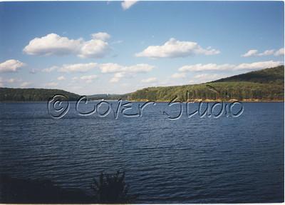 Quemahoning Dam