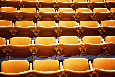 Black and Gold- Heinz Field seats