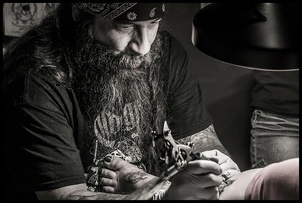 Revolution Tattoo - B- Que 2013