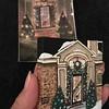 tiny canvas ornament doorway