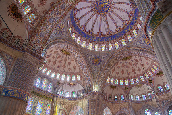 Blue Mosque - Inside II