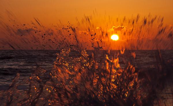 Splash of Sunrise