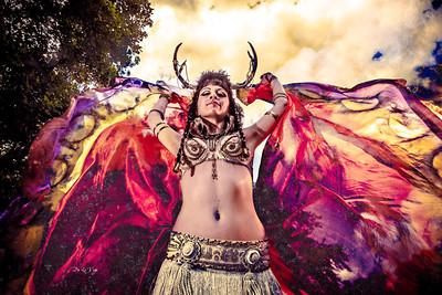 Nyx Astéria | Silkdancer Veils