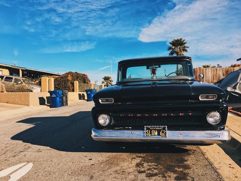 1962 Chevy Truck