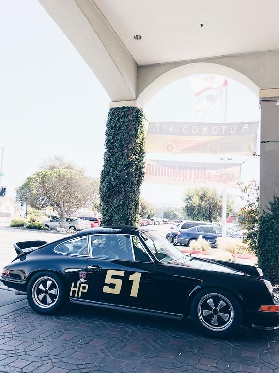 1971 Porsche 911S