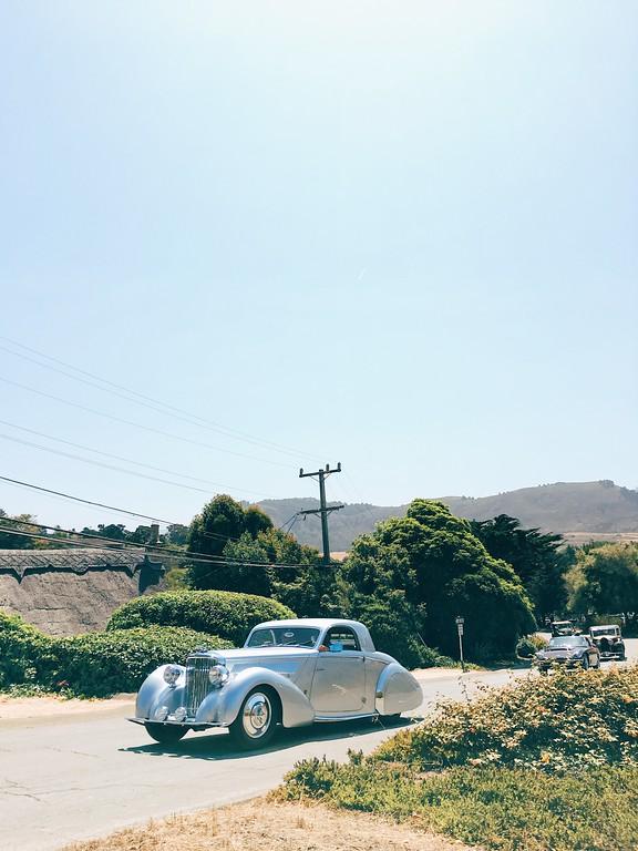 1938 SS Jaguar Coupe