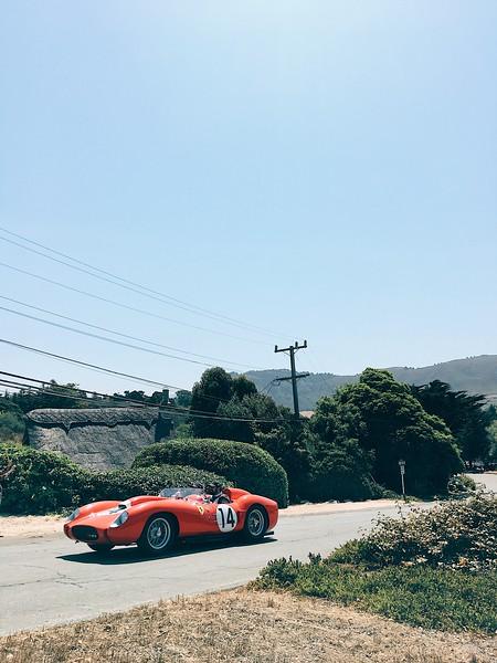 1958 Ferrari 250 Testarosa