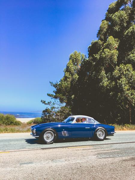 1956 Ferrari 250 GT Zagato berlinetta Speciale