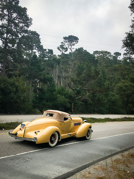 1935 Auburn 851 Supercharger Speedster
