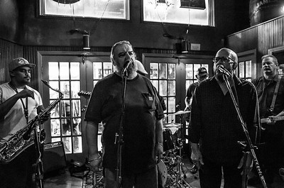 Doc Malort Band at Nick's