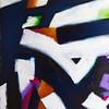 """""""No Exit"""" - 2011 - 36""""x48"""" - Acrylic on Canvas"""