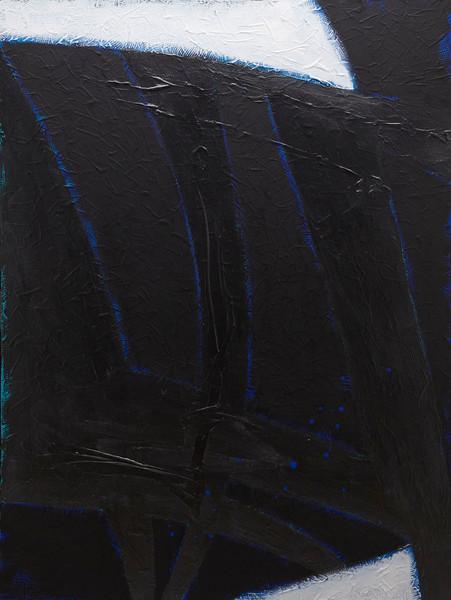 """""""The Midnight Sun"""" - 2011 - 30""""x40"""" - Acrylic on Canvas"""