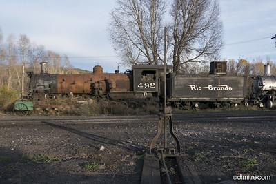 Rio Grand Engine 695